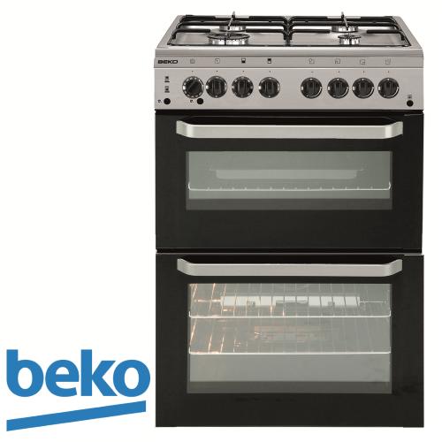 beko תנור משובל דו תאי דגם: KCDM-62110DX