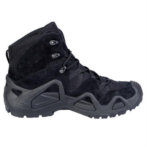 נעליים טקטיות  הרים לואה שחור LOWA Zephyr  Mid black