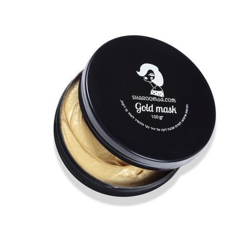 מסכת הזהב השווה של שרומבה לכל סוגי העור