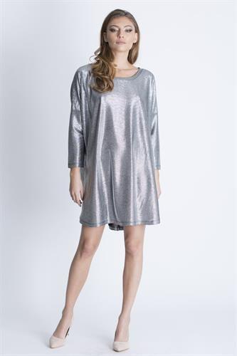 שמלת גארד כסף כהה לורקס