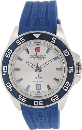שעון יד אנלוגי גבריםSwiss Military Hanowa 06-4221.04.001