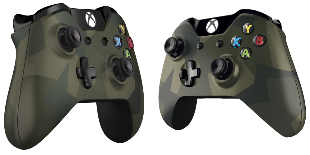 XBOX ONE WIRELESS CONTROLLER SPECIAL EDITION