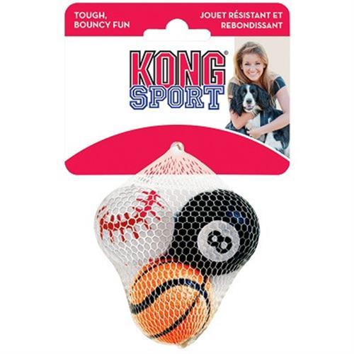 שלישיית כדורי קונג ספורט קטנים