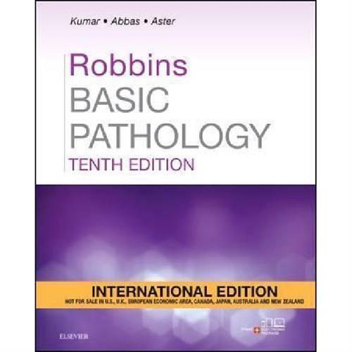Robbins Basic Pathology International Edition, 10th Edition