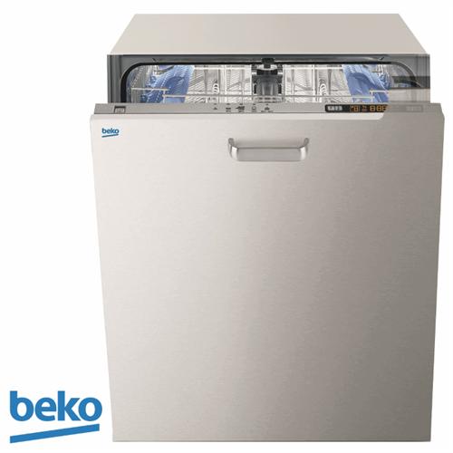 beko מדיח כלים רחב אינטגראלי מלא 6 תוכניות דגם: DIN-5631 מתצוגה!