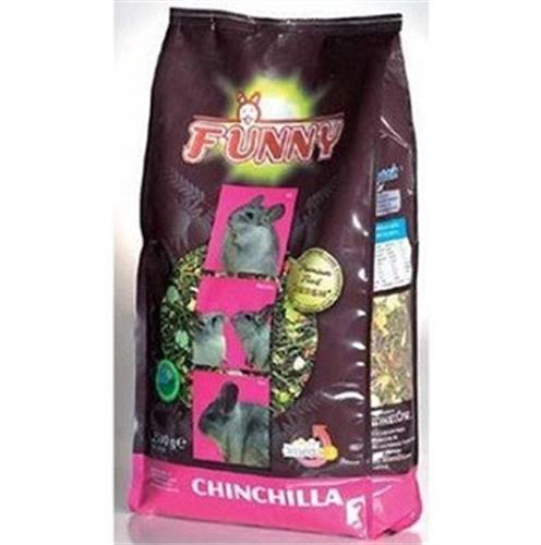 """מזון לצ'ינצ'ילה בנלוקס 2.5 ק""""ג"""