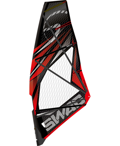 SWAG zero17 | Radical Wave 3-batten