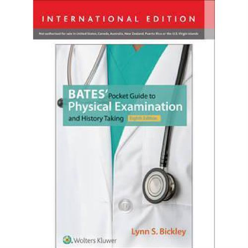 Bates' Pocket Guide to Physical Examination and History Taking