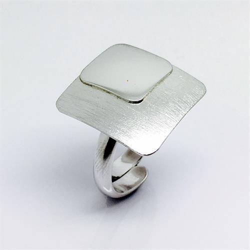 טבעת כסף איטלקית נשים 925 MY0113009200