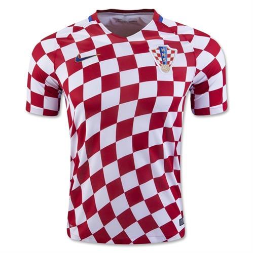 חולצת קרואטיה בית 2016