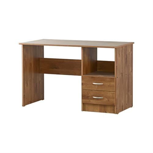 שולחן מחשב עם מגרות
