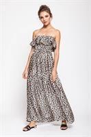 שמלה קליפורניה מנומר