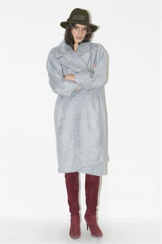 מעיל אפור טיפאני