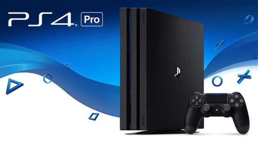 אירופאי Sony Playstation 4 PRO 1TB