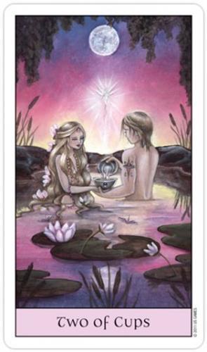 פתיחה בקלפים - שאלה של אהבה