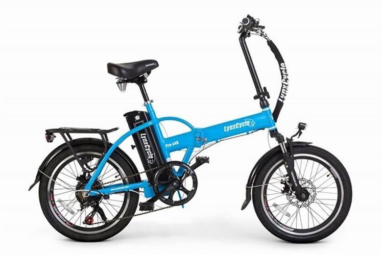 אופניים חשמליים 48V LYNXCYCLE מבית MAGNUM