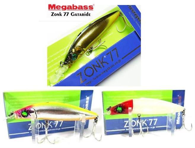Megabass ZONK77 GATARIDE