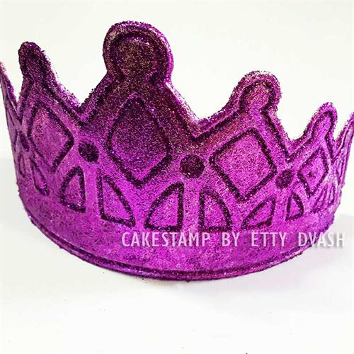 King Crown Chocolate mould