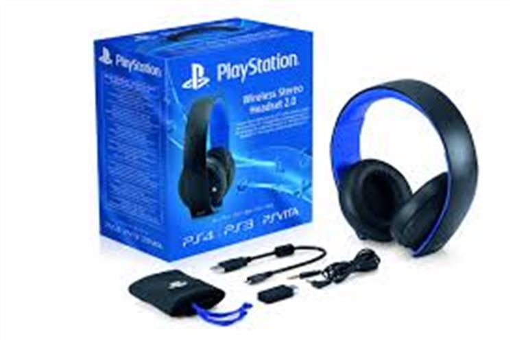 Playstation Wireless Headset 2.0