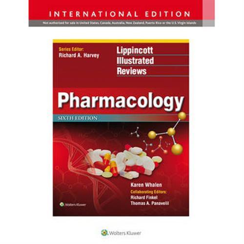 Lippincotts Illustrated Reviews: Pharmacology