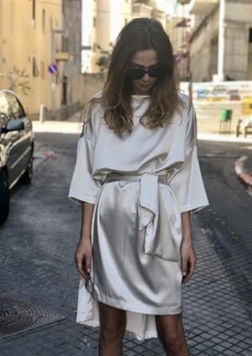 שמלת ריהאנה ניוד