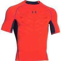 חולצת אימון קצרה אנדר ארמור לגבר 1260044-810  Under Armour Men's HeatGear® Compression Shirt