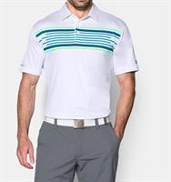 חולצת פולו אנדר ארמור לגבר 1259592-100  Under Armour Men's coldblack® Hole Out