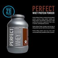 אבקת חלבון PERFECT WHEY של NATURE'S BEST