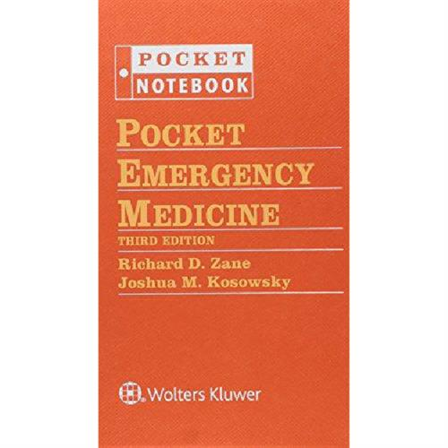 Pocket Emergency Medicine
