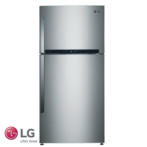 LG מקרר מקפיא עליון 563 ליטר דגם: GR-M6880S נירוסטה מוברשת