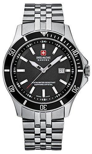 שעון יד אנלוגי גברים Swiss Military Hanowa 06-5161.7.04.007