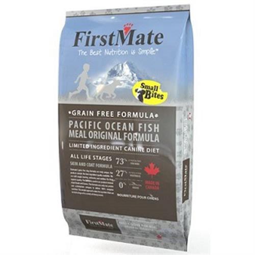 """אוכל כלבים פירסטמייט 6.6 ק""""ג דגים ללא דגנים"""