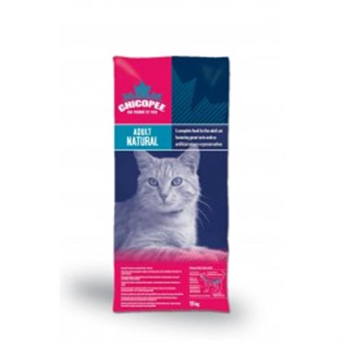 """צ'יקופי חתול נטורל 15 ק""""ג"""