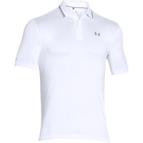 חולצת פולו אנדר ארמור 1272321-100