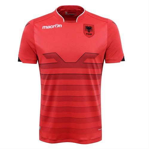 חולצת אלבניה בית 2016