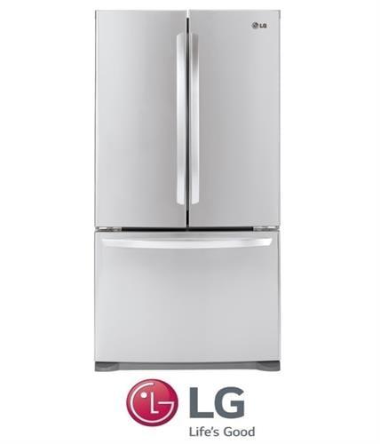 LG מקרר 3 דלתות דגם GR-B264MAJ מתצוגה !
