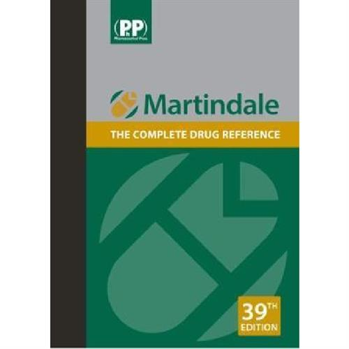 Martindale : The Complete Drug Reference