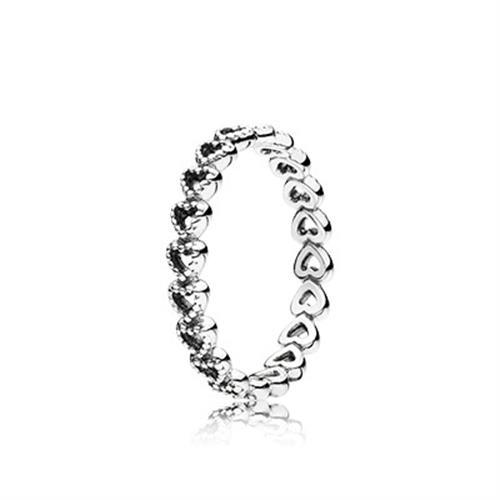 טבעת כסף פנדורה 190980