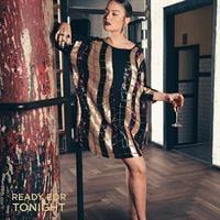 שמלה אלכסנדרה צבעוני