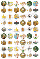 Beer Transfer sheet