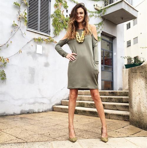 שמלת פוקסי ירוק