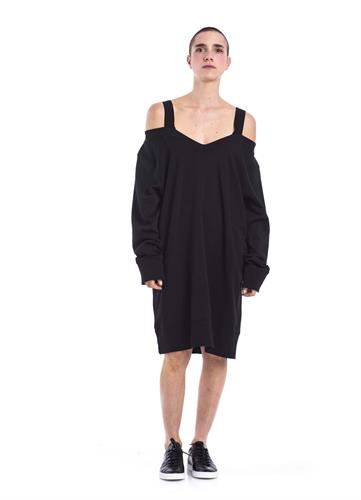 MM6 DRESS SWEATSHIRT