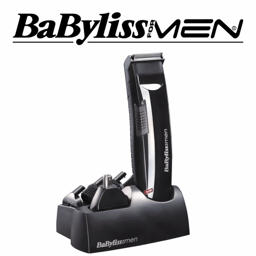 BaByliss מעצב זקן רב תכליתי דגם: E-823
