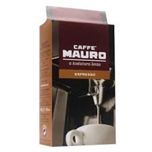 קפה טחון מאורו אספרסו 250 גרם בוואקום