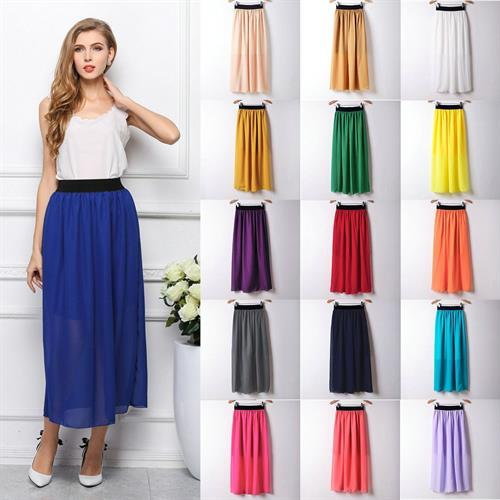 חצאית מעוצבת דגם ליידיס