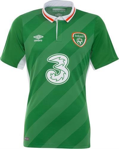 חולצת אירלנד בית 2016