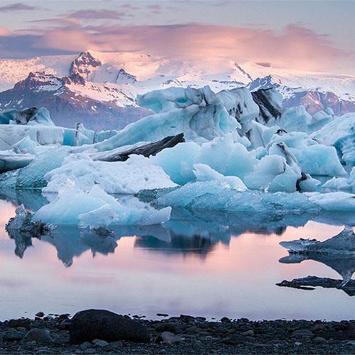 איסלנד - אי של אש וקרח
