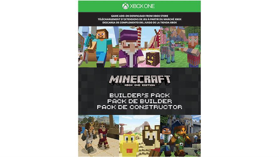 Minecraft Builder's Pack DLC