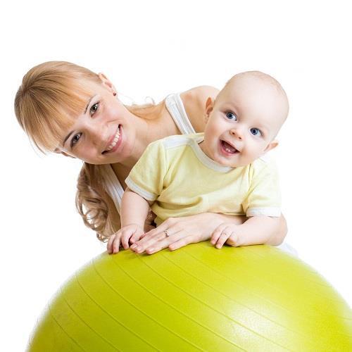 כדור פיזיו להריון, לידה והרבה אחרי