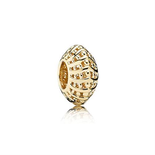 צ׳ארם פנדורה זהב 14Kספייסר 750824